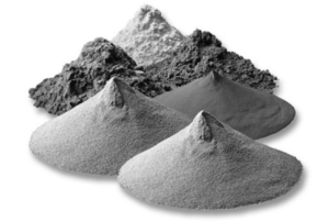 heat transfer powders