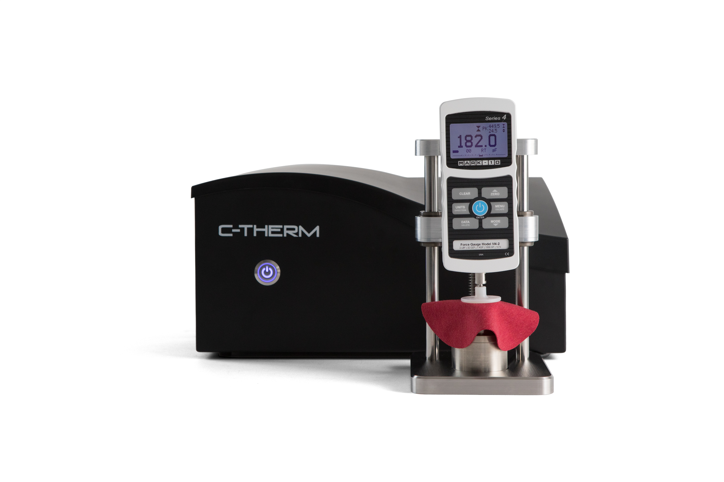 C-Therm thermal effusivity Tx instrument