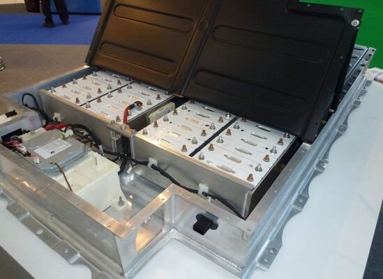 Lithium Ion Battery for Electric Vehicle