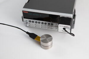 Low-Cost Thermal Conductivity System – C-Therm's TC Kit with Transient Plane Source Sensor.