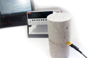 Thermal Conductivity Testing of Concrete