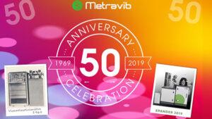 Metravib 50 Years of DMA