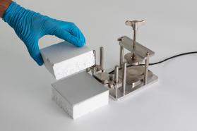 Testing Aluminium Slab with FLEX
