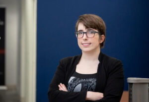 Photo of Sarah Ackermann, Laboratory Services Manager at Thermal Analysis Labs