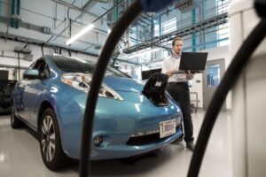 Electric Vehicle Diagnostic Testing